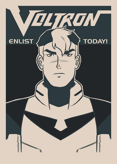 """Enlist Today!"" Set by Nathan J. Anderson - Hero Complex Gallery  - 2"