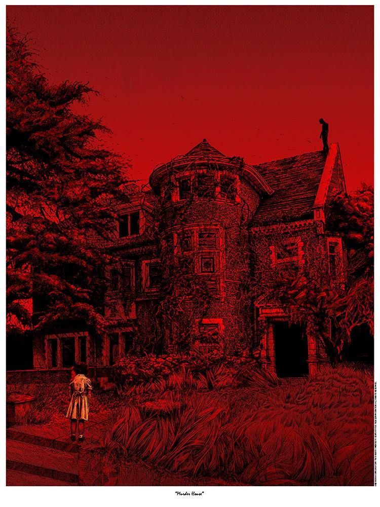 """Murder House"" by Nathan Chesshir"