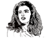 """Nancy Thompson"" Original by New Flesh"