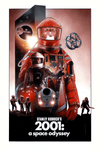 "First Contact: ""2001: A Space Odyssey"" by Nick Runge - Hero Complex Gallery"