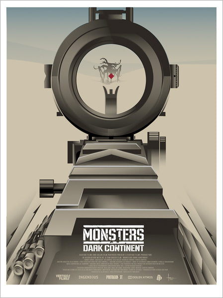 """Kill the Monsters"" by Orlando Arocena - Hero Complex Gallery"