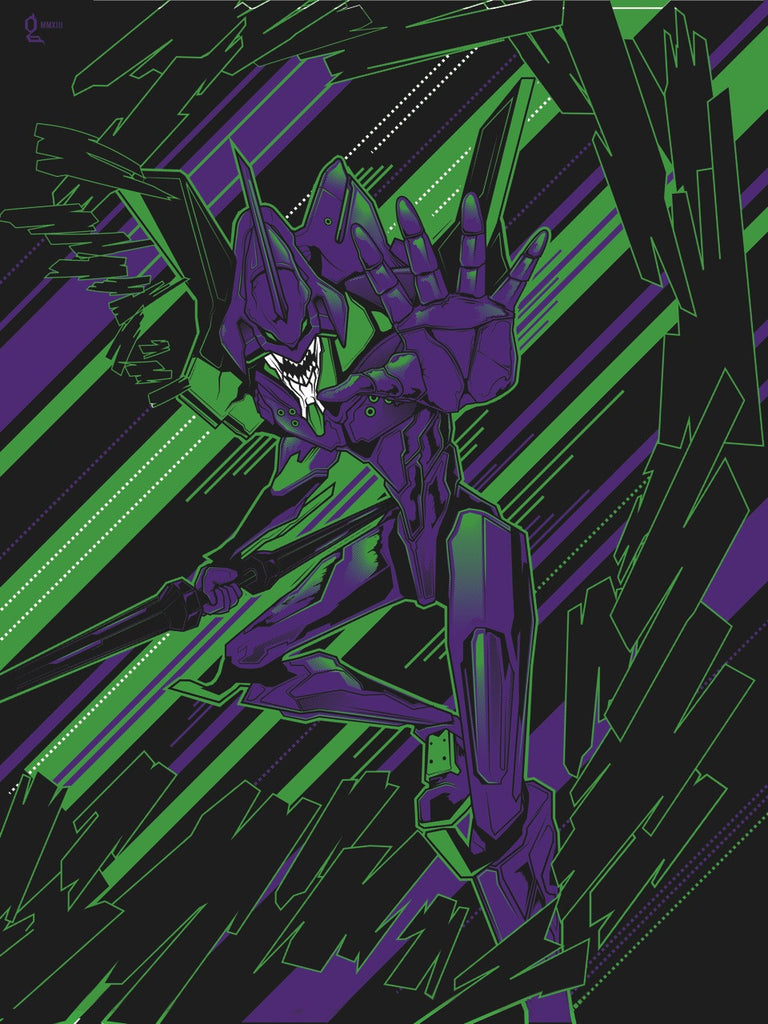 "Mechanically Acclaimed: ""EVA 001"" by Peter Gutierrez - Hero Complex Gallery"
