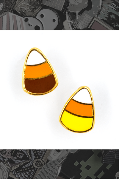 """Candy Corn"" by Little Shop of Pins"
