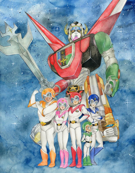 """Golion"" by Peach MoMoKo - Hero Complex Gallery"