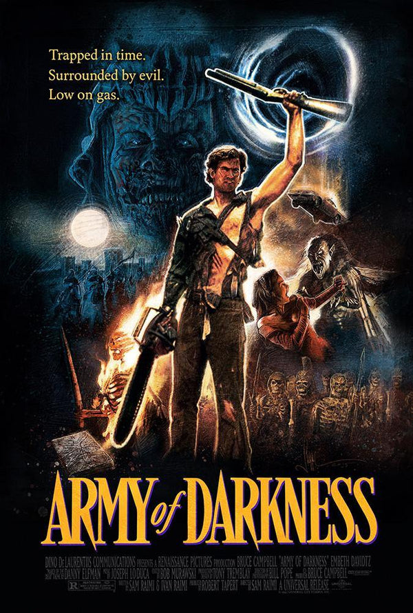 "Army of Darkness"" by Paul Shipper - Hero Complex Gallery"