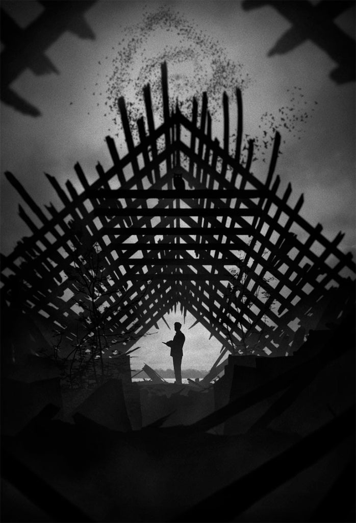 """The Taxman"" by Marko Manev - Hero Complex Gallery"