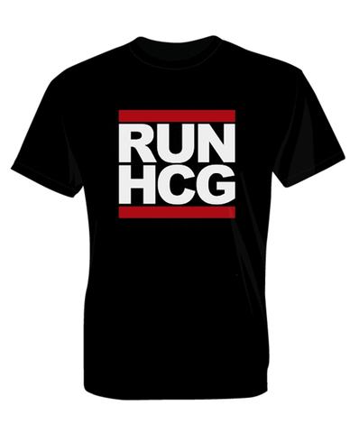 RUN HCG T-shirt - Hero Complex Gallery  - 1