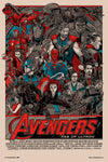MARVEL'S Avengers: Age of Ultron by Tyler Stout - Hero Complex Gallery