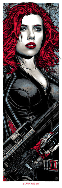 """Black Widow"" by Rhys Cooper - Hero Complex Gallery"