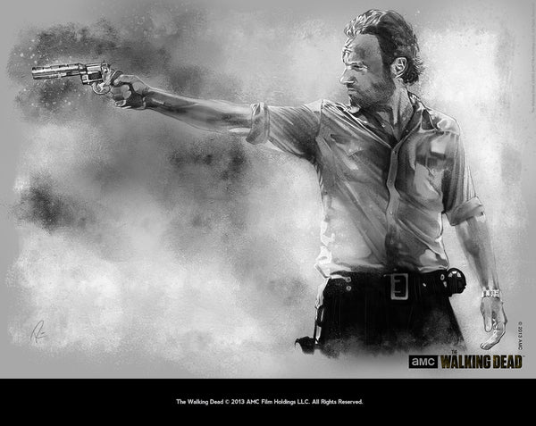 """Rick"" by Rhys James - Hero Complex Gallery"