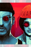 """Leon and Mathilda"" by Rich Davies"