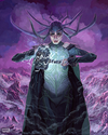 """Hela's Reign"" Original by Rich Pellegrino - Hero Complex Gallery"