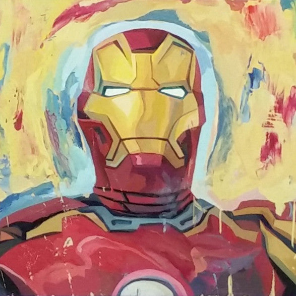 """Avengers: Iron Man"" by Rich Pellegrino - Hero Complex Gallery"