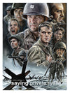 """Saving Private Ryan"" by Robert Bruno - Hero Complex Gallery"
