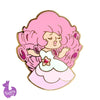 "244. ""Rose"" Pin by PinYatta!"