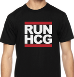 RUN HCG T-shirt - Hero Complex Gallery  - 2