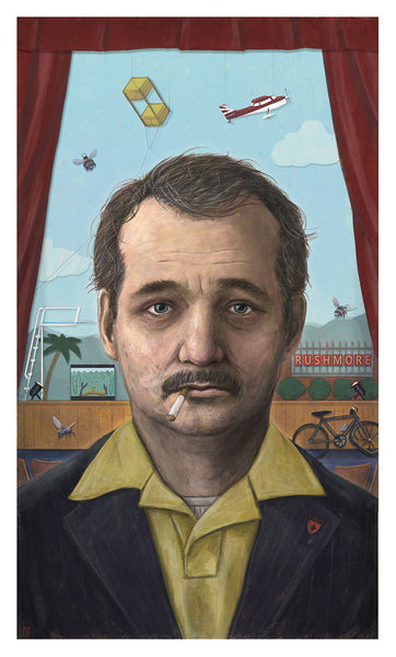 Starring Bill Murray as...Herman Blume by Matthew Rabalais - Hero Complex Gallery