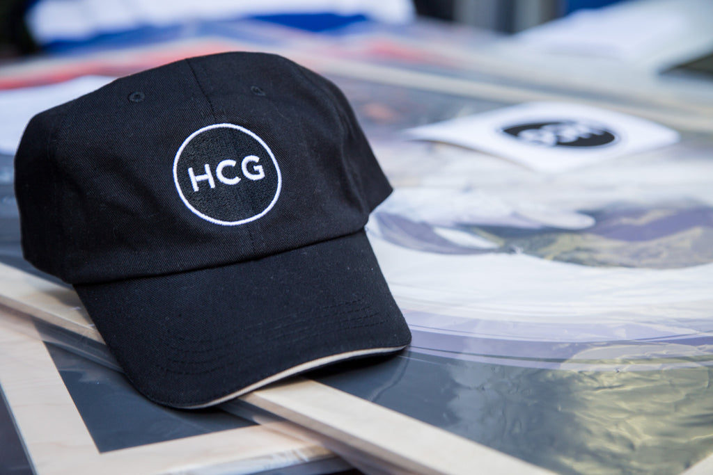 HCG Baseball Hat / Cap $10.00 - Hero Complex Gallery
