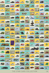 """The Star Cars Collection"" by Scott Park"