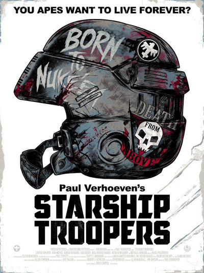 """Starship Troopers"" by Rhys Cooper"
