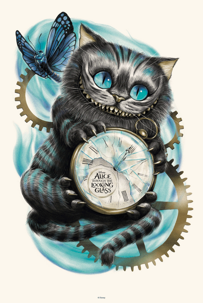 """It's Time For A Little Madness"" by Sara Deck - Hero Complex Gallery"