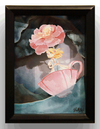 """Alice in the Sea of Tears"" Shadow Box Print by Shelley Couvillion - Hero Complex Gallery  - 2"