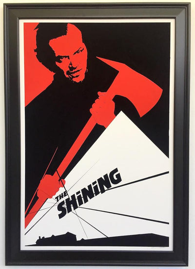 """The Shining"" Original by Craig Drake - Hero Complex Gallery"