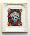 """Alice in the Garden"" Original by Siames Escalante - Hero Complex Gallery  - 1"