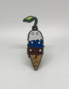 "147. ""Totoriple Scoop"" Pin by Mame Pins"