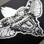 """Stripe"" Card Silver Pack by Beery Method $12.00 - Hero Complex Gallery  - 1"