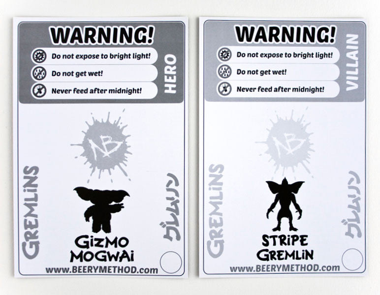 """Gizmo & Stripe"" Card Combo Pack by Beery Method - Hero Complex Gallery  - 3"