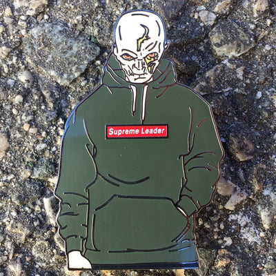 "280. ""Supreme Leader Snoke"" Pin by BB-CRE.8"