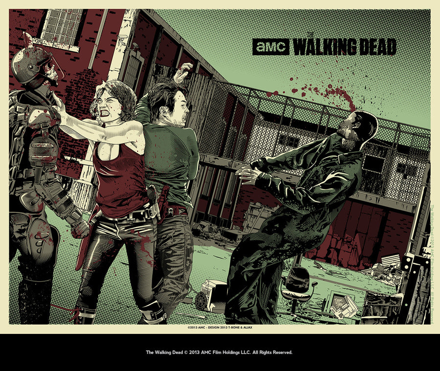 HCG Celetes AMC's The Walking Dead - Hero Complex Gallery on