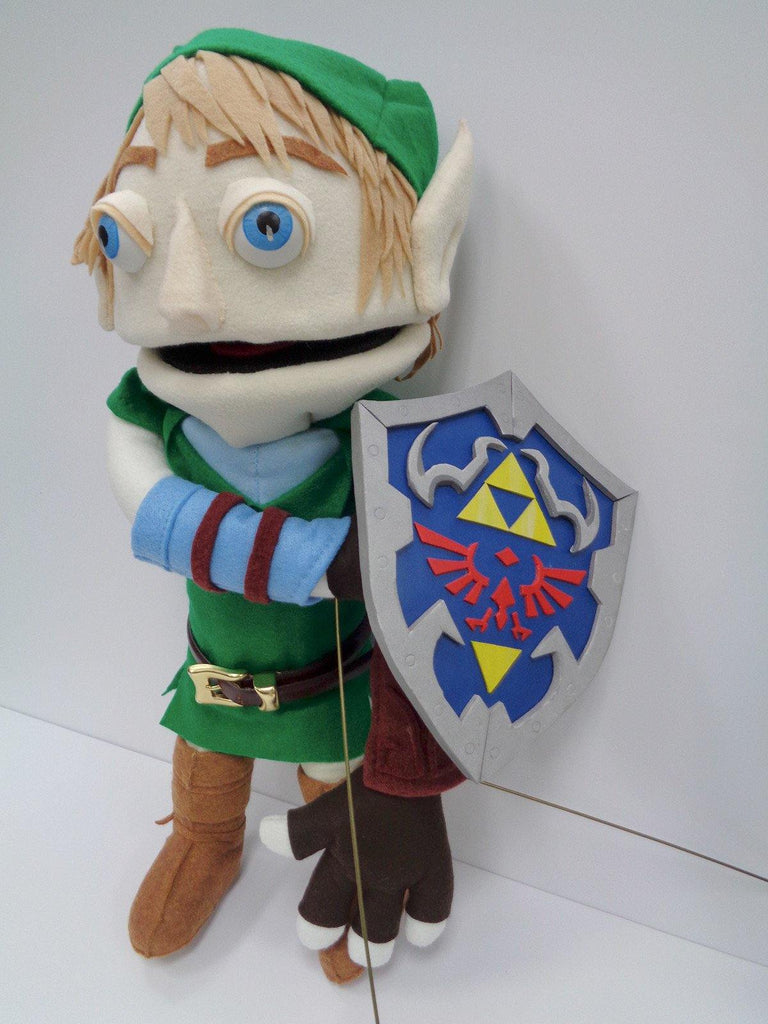 """Hero of Hyrule"" by Tessa Yvonne Morrison - Hero Complex Gallery  - 2"