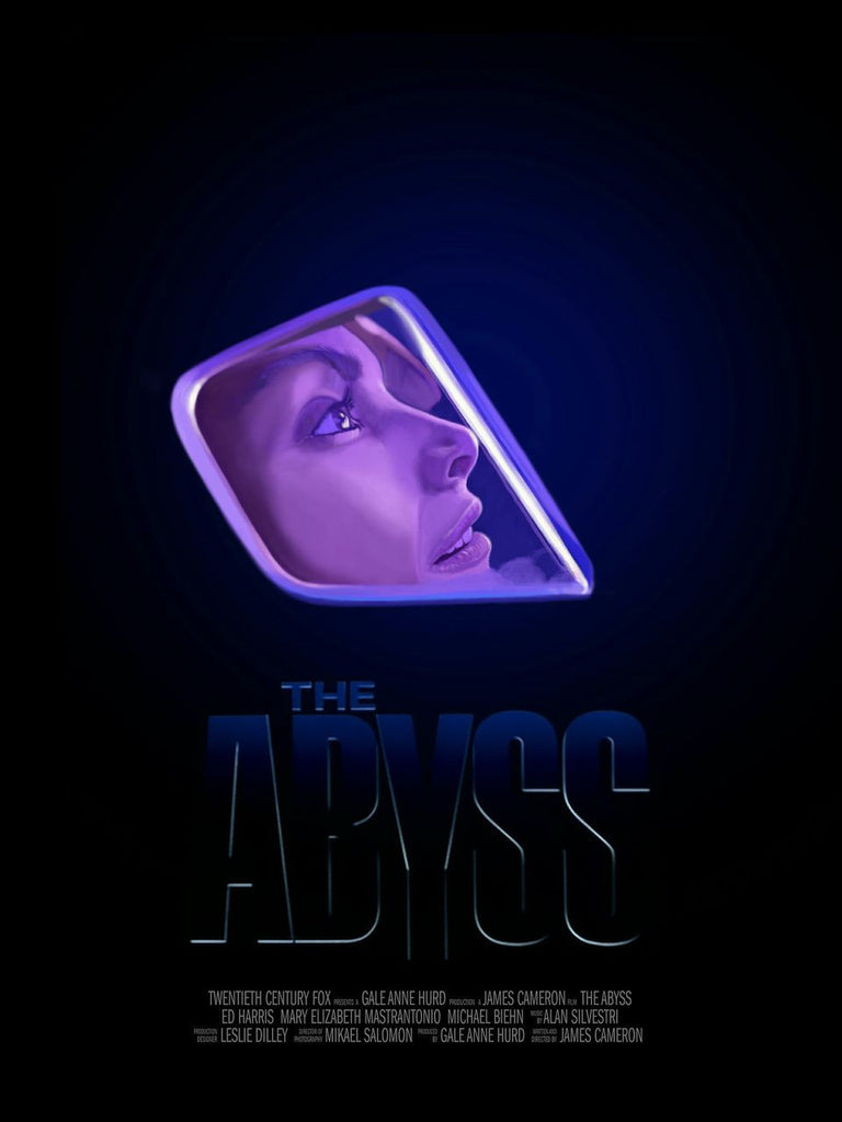 """The Abyss"" by Roby Amor - Hero Complex Gallery"