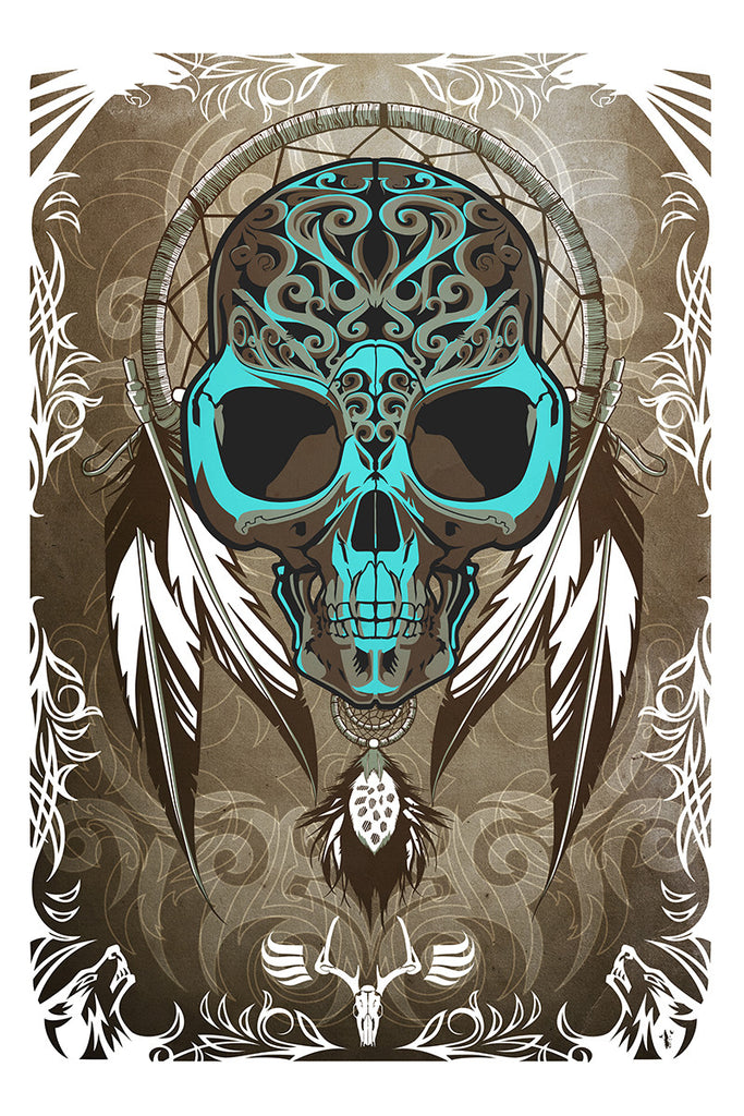 """DREAMCATCHER"" by THE DARK INKER"