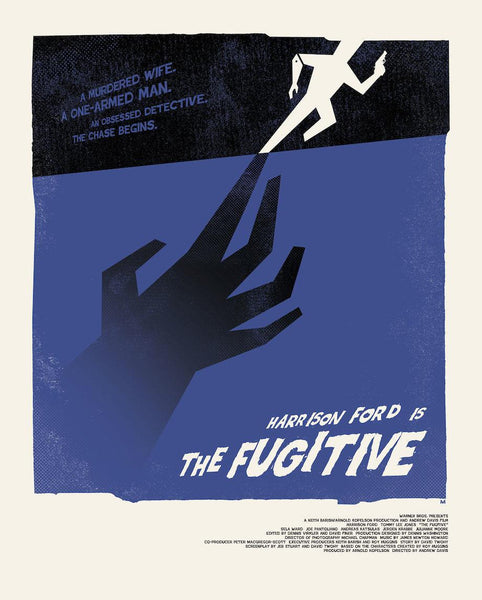 """The Fugitive"" by Moscati - Hero Complex Gallery"