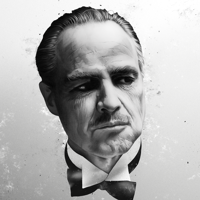 """Godfather"" by Levent Aydin - Hero Complex Gallery  - 2"