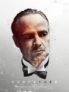"""Godfather"" Variant by Levent Aydin - Hero Complex Gallery  - 1"