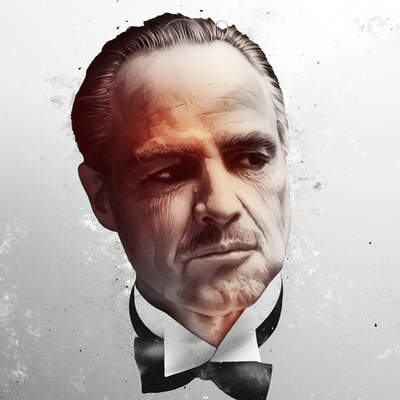 """Godfather"" Variant by Levent Aydin - Hero Complex Gallery  - 2"
