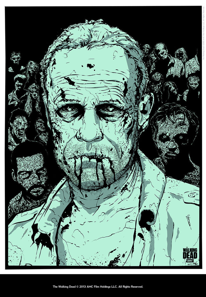 """Merle Dixon"" by Timothy Anderson - Hero Complex Gallery  - 1"