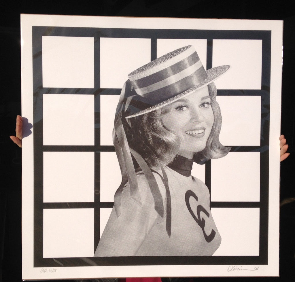 """Sweet Jane"" Gray Scale Variant by Tim Oliveira $48.00 - Hero Complex Gallery"