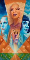 """A Wrinkle in Time"" by Tim Rogerson"