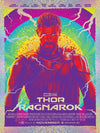 """God of Thunder"" by Tracie Ching - Hero Complex Gallery"