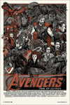 MARVEL'S Avengers: Age of Ultron - Cast & Crew Variant by Tyler Stout