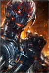 """Ultron"" by Casey Callender - Hero Complex Gallery"