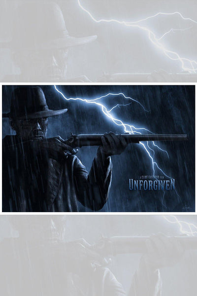 """Unforgiven"" Cool Variant by Casey Callender"