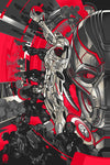 """How Can They Possibly Stop Me?: Ultron"" by Vincent Aseo - Hero Complex Gallery"