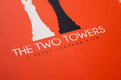 """Checkmate: The Two Towers"" by Patrick Connan - Hero Complex Gallery  - 2"