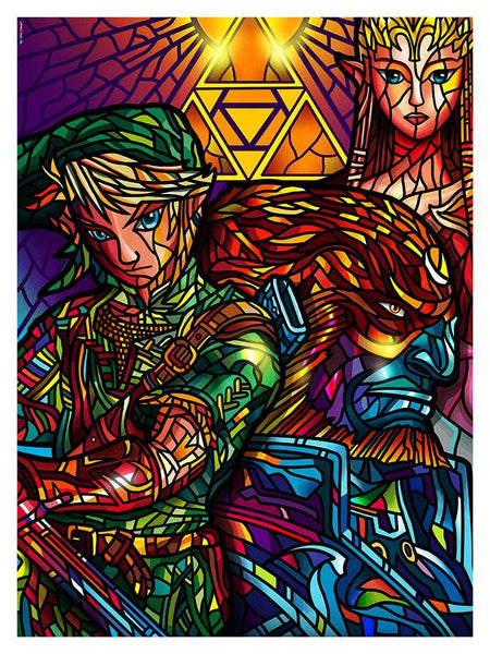 """Zelda"" by Van Orton Design - Hero Complex Gallery"